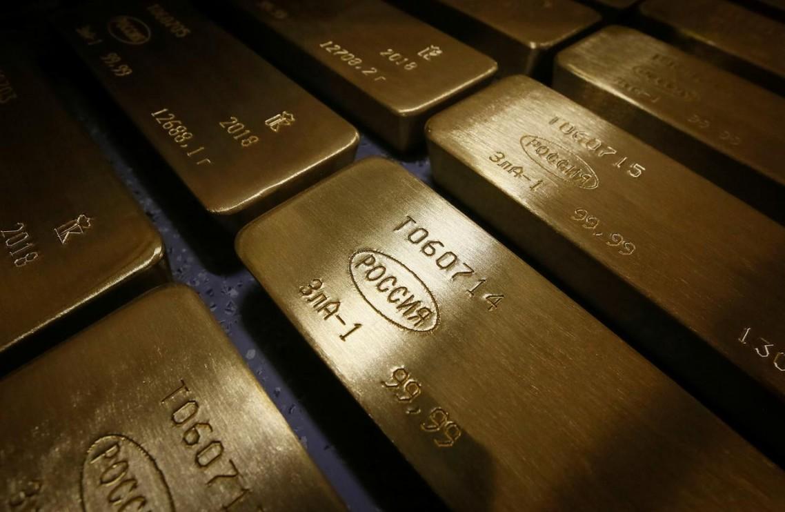 Rusija nezaustavljivo gomila zlato
