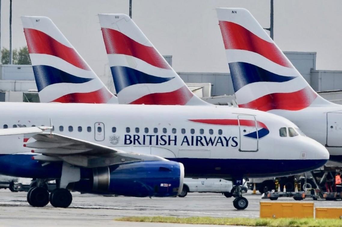 Britiš ervejz započeo štrajk: Otkazani skoro svi letovi Velikoj Britaniji