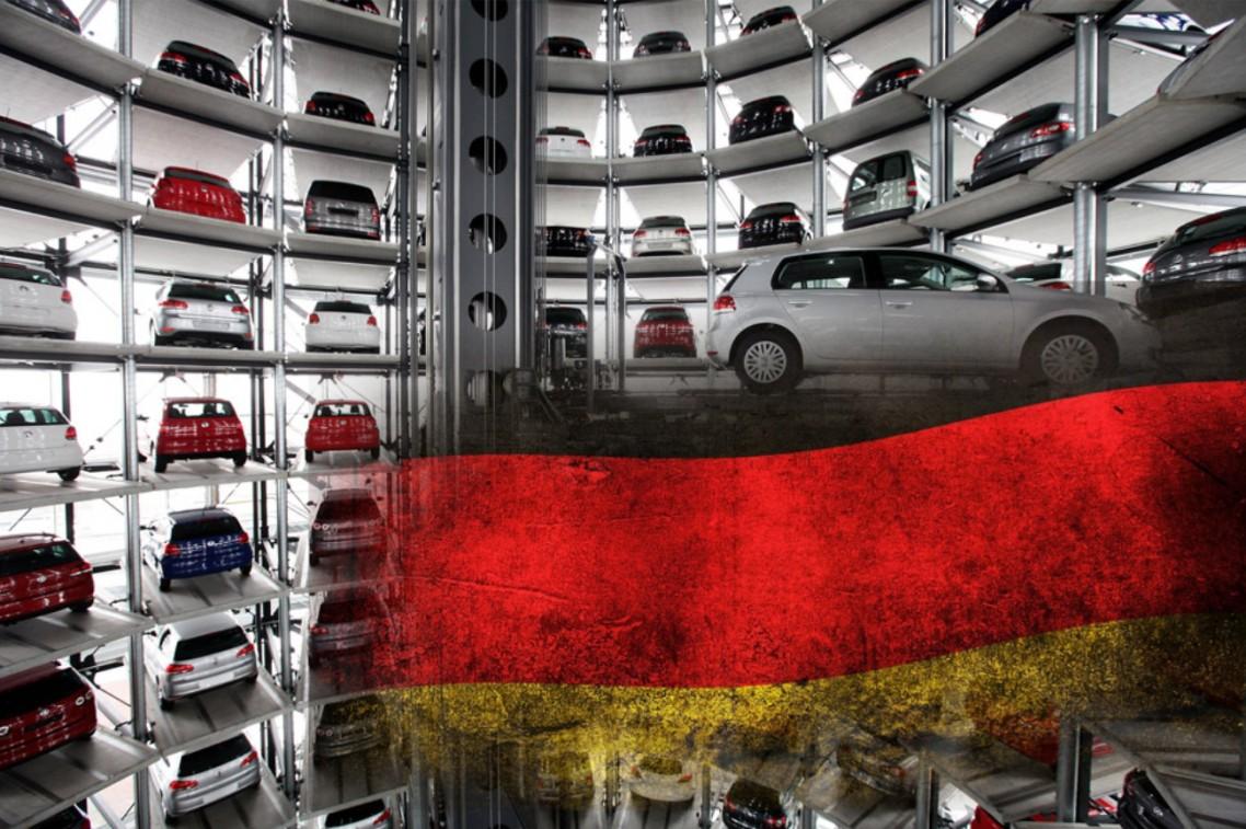 Nemačka proizvodnja automobila pala na nivo od pre 23 godine