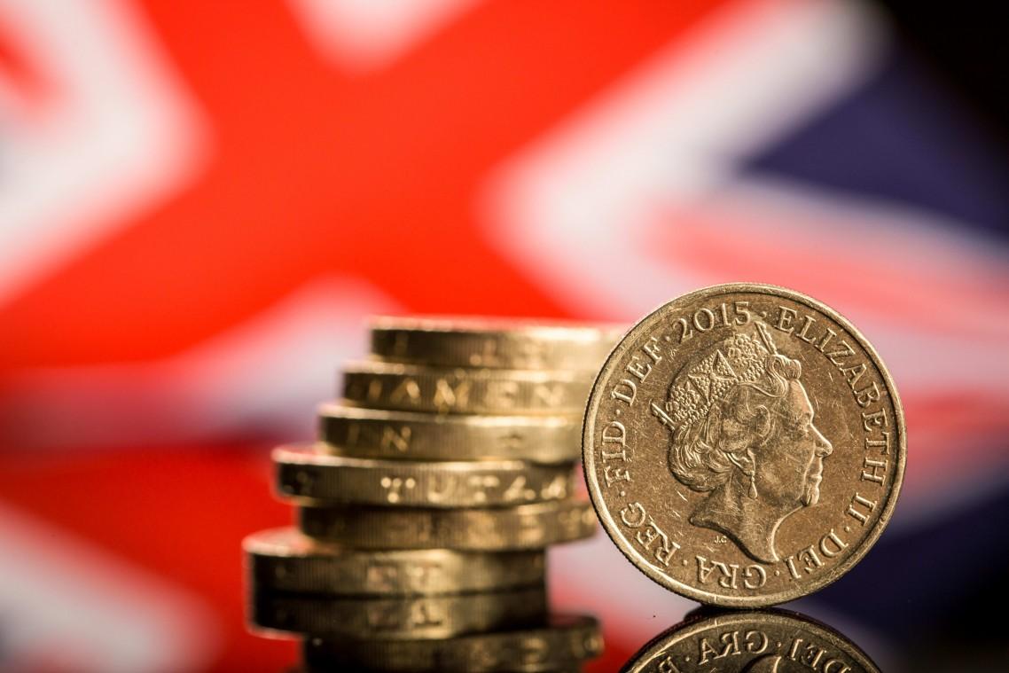 Stopa rasta britanske privrede najniža u novembru